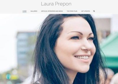 Laura Prepon Website